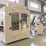 Makinë automatike për mbushjen e shisheve të lëngshme, Makinë për mbushjen e acidit Clorox Bleach