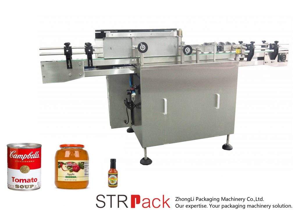 Makinë automatike për ngjitjen e lagështirës (Makinë e etiketimit të ngjitjes)